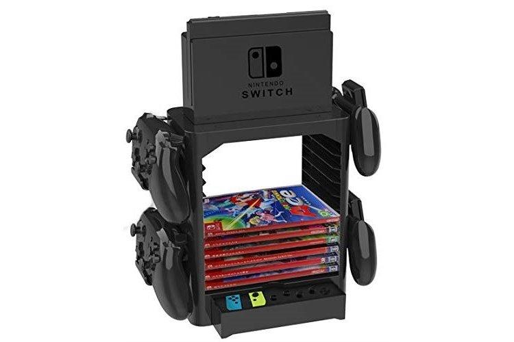 Homebase für Nintendo Switch